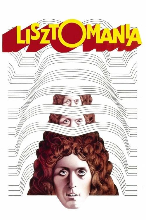 Lisztomania - Movie Poster