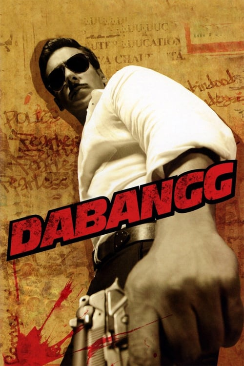 Dabangg - Movie Poster