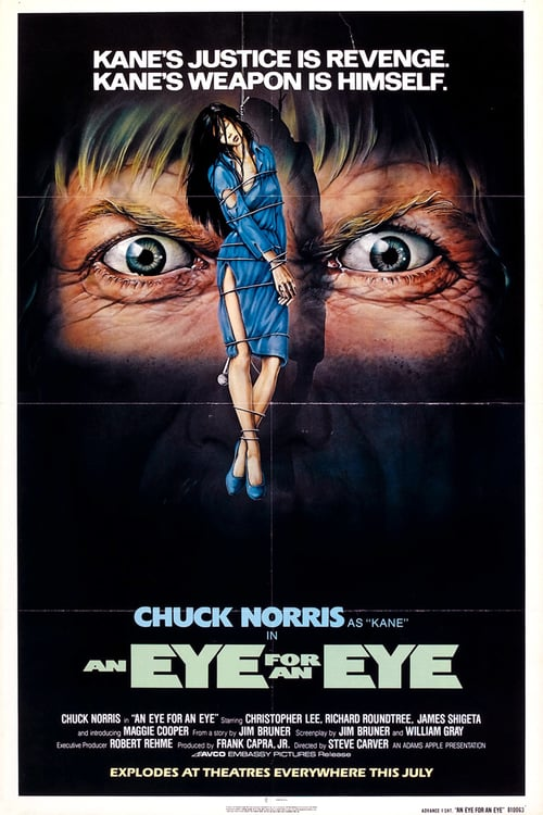 An Eye for an Eye - Movie Poster