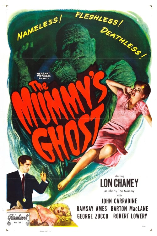 The Mummy's Ghost - Movie Poster