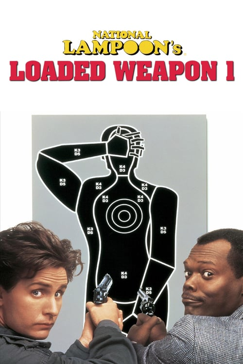 National Lampoon's Loaded Weapon 1 - Movie Poster