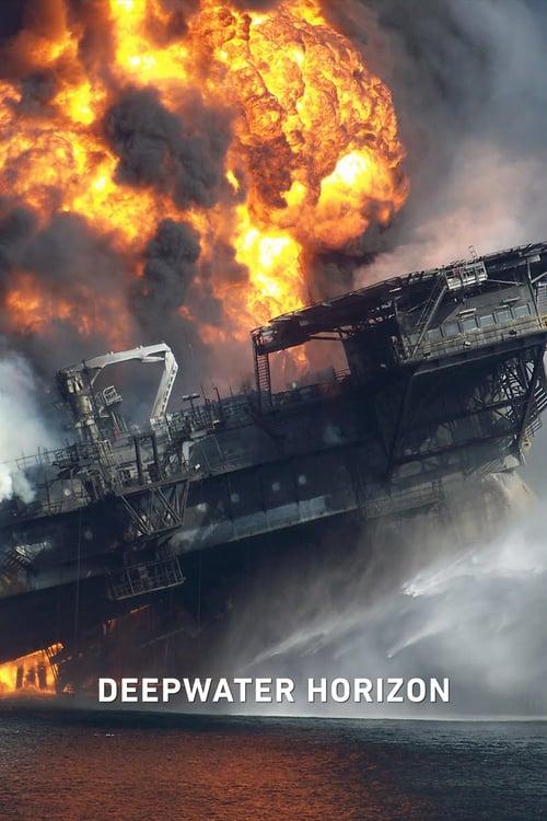 Deepwater Horizon - Movie Poster
