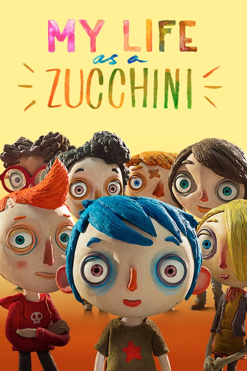 My Life as a Zucchini - Movie Poster