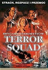 Terror Squad - Movie Poster
