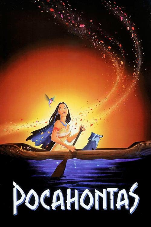 Pocahontas - Movie Poster