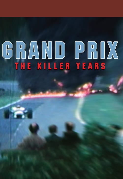 Grand Prix: The Killer Years - Movie Poster