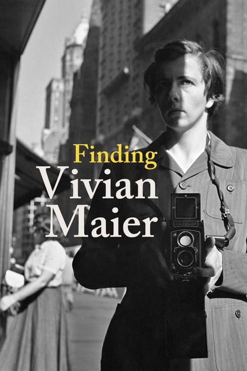 Finding Vivian Maier - Movie Poster