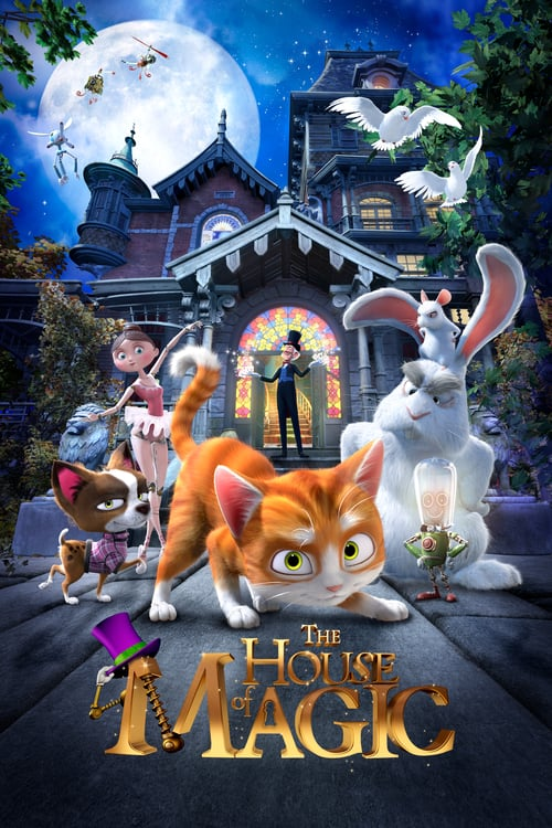 The House of Magic - Movie Poster