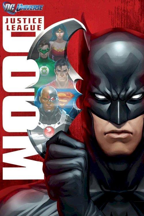 Justice League: Doom - Movie Poster
