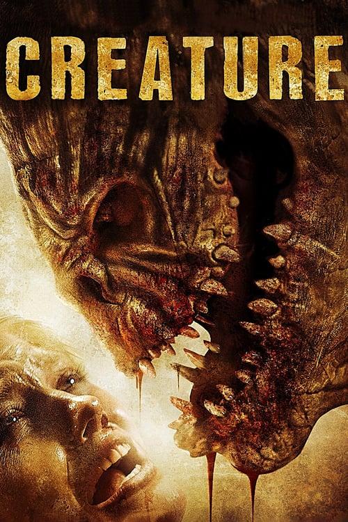 Creature - Movie Poster