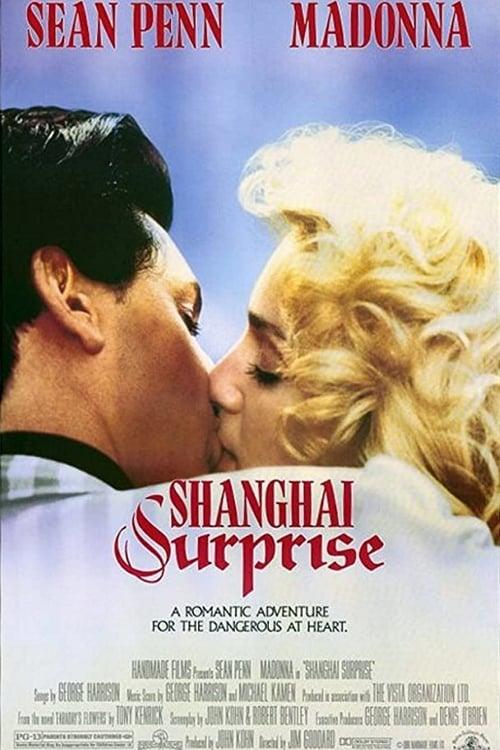 Shanghai Surprise - Movie Poster