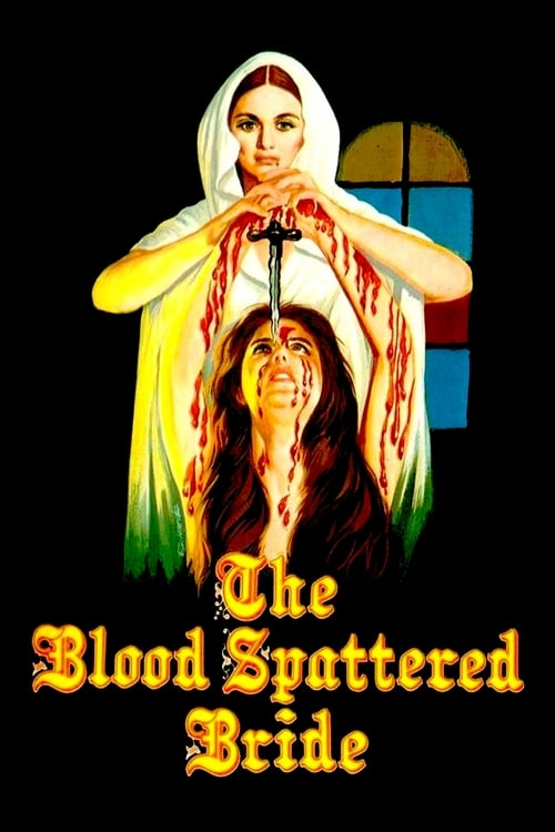 The Blood Spattered Bride - Movie Poster