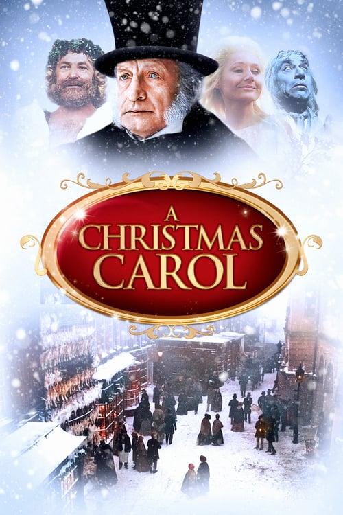 A Christmas Carol - Movie Poster