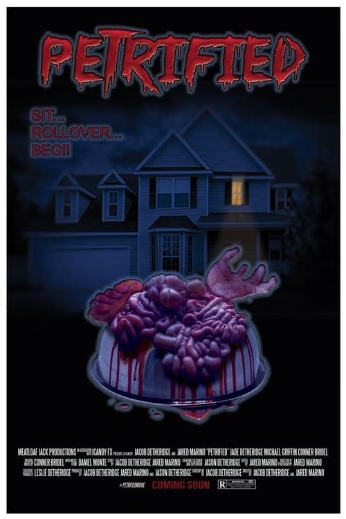 Petrified - Movie Poster