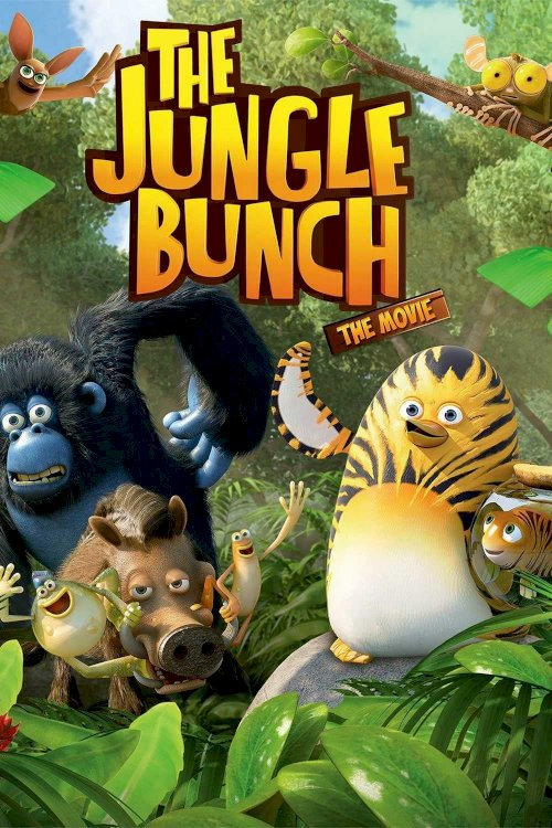 The Jungle Bunch: The Movie - Movie Poster