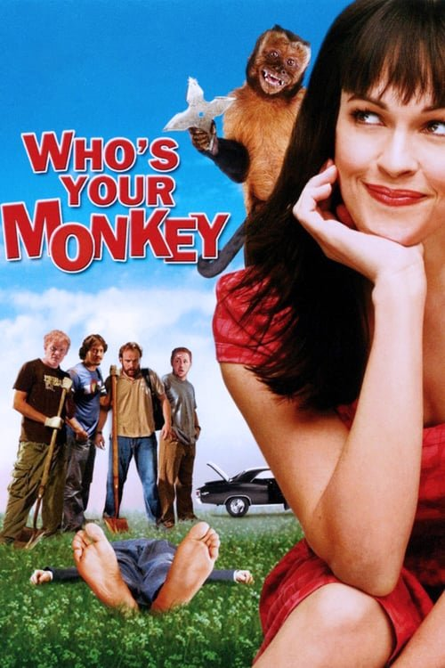 Who's Your Monkey? - Movie Poster