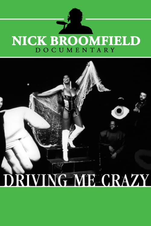 Driving Me Crazy - Movie Poster