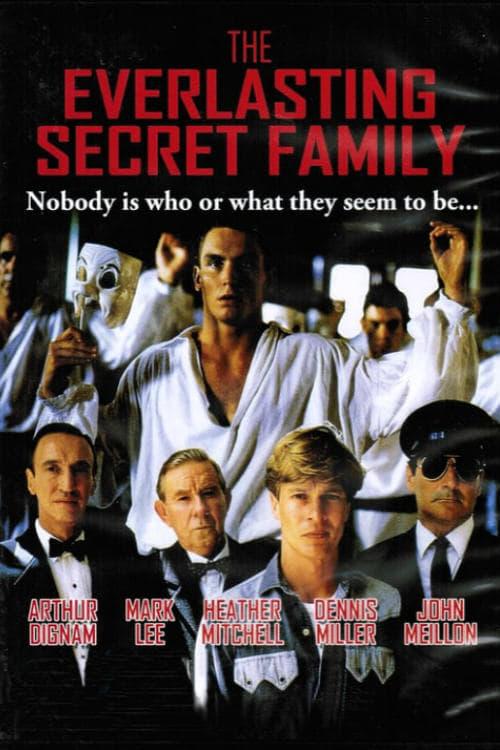 The Everlasting Secret Family - Movie Poster