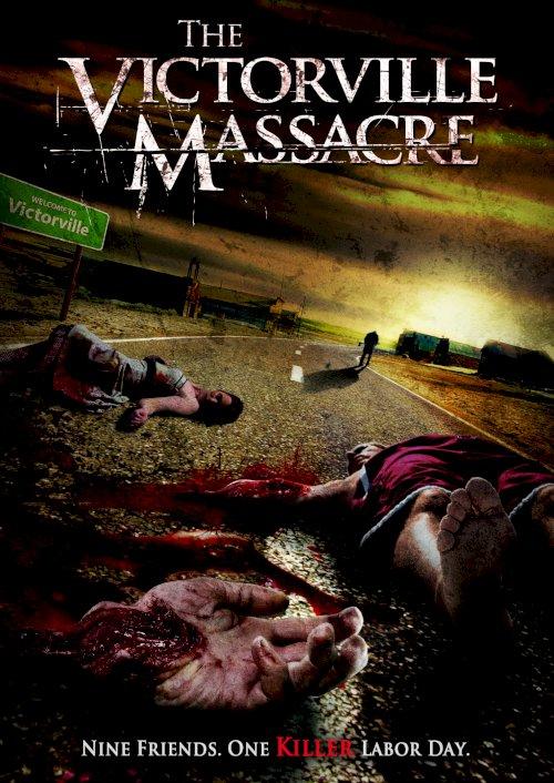 The Victorville Massacre - Movie Poster