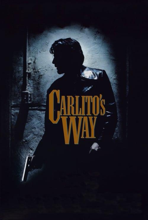 Carlito's Way - Movie Poster