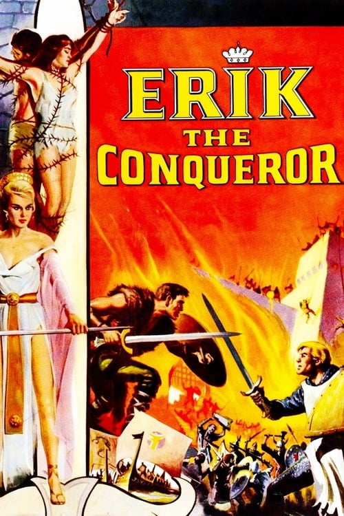 Erik the Conqueror - Movie Poster