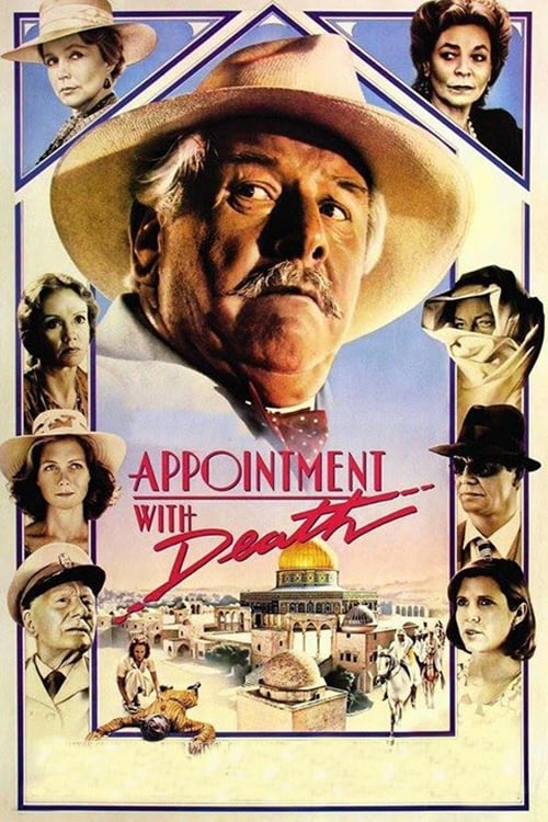 Appointment with Death - Movie Poster