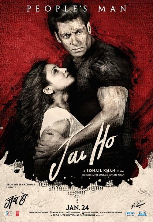 Jai Ho - Movie Poster