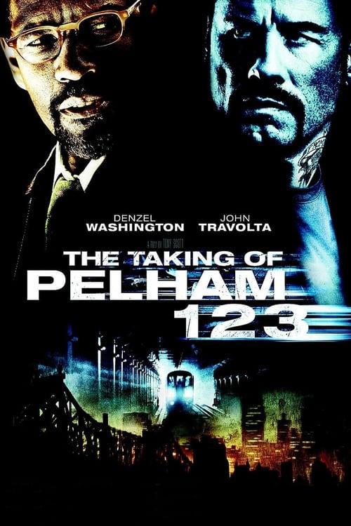 The Taking of Pelham 1 2 3 - Movie Poster