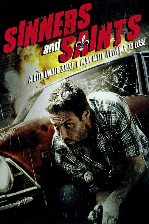 Sinners and Saints - Movie Poster