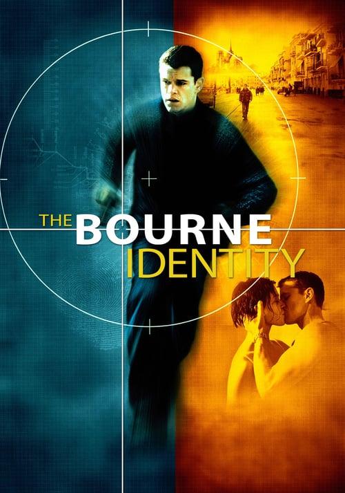 The Bourne Identity - Movie Poster