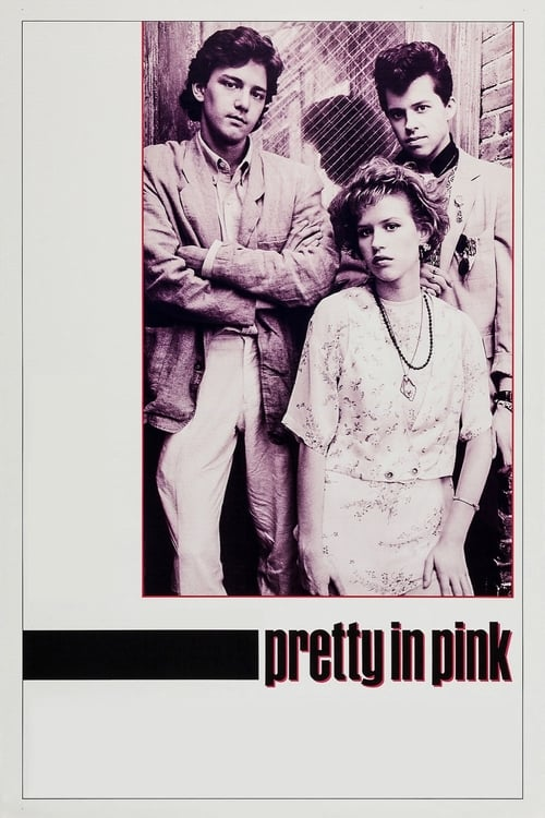 Pretty in Pink - Movie Poster