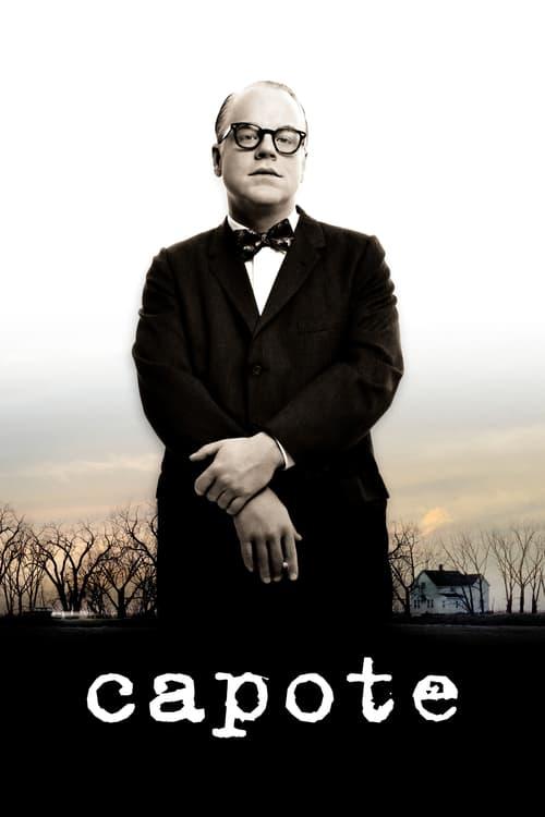 Capote - Movie Poster