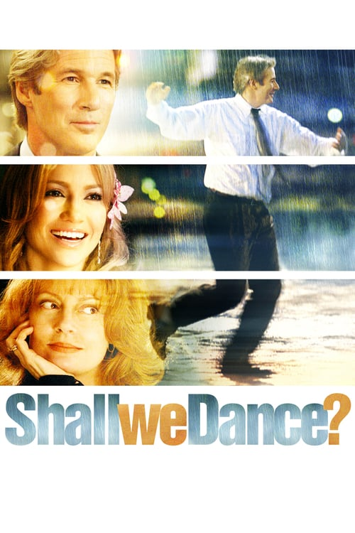 Shall We Dance? - Movie Poster