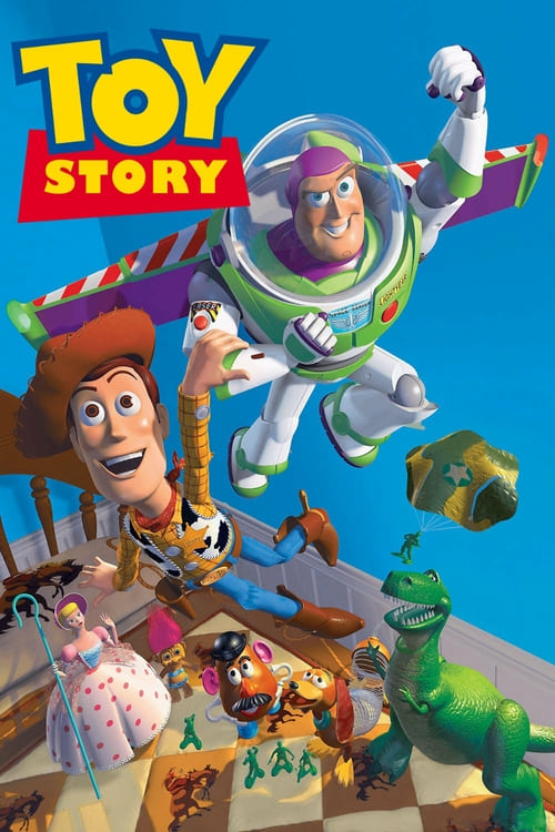 Toy Story - Movie Poster