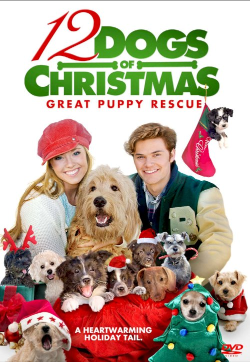 12 Dogs of Christmas: Great Puppy Rescue - Movie Poster