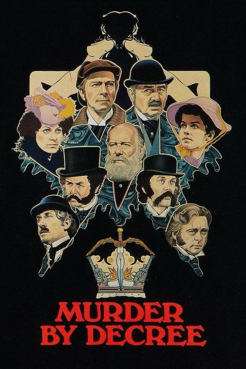 Murder by Decree - Movie Poster