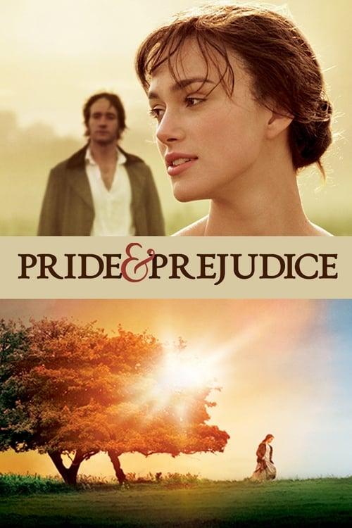 Pride & Prejudice - Movie Poster