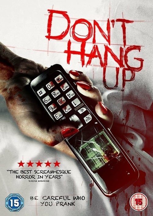 Don't Hang Up - Movie Poster