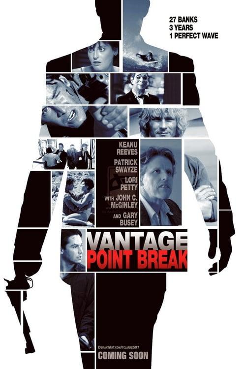 Vantage Point - Movie Poster