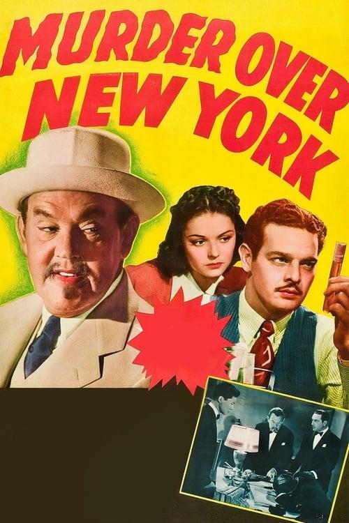 Murder Over New York - Movie Poster