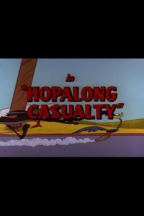 Hopalong Casualty - Movie Poster