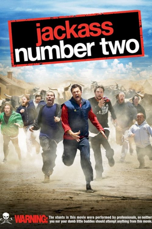 Jackass Number Two - Movie Poster