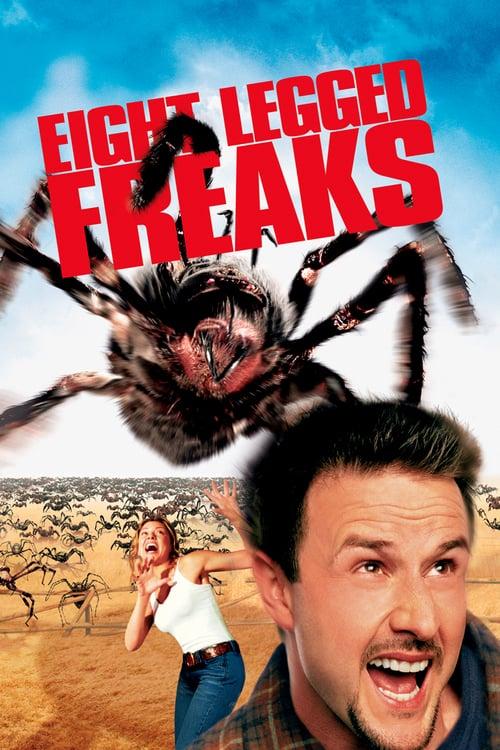 Eight Legged Freaks - Movie Poster