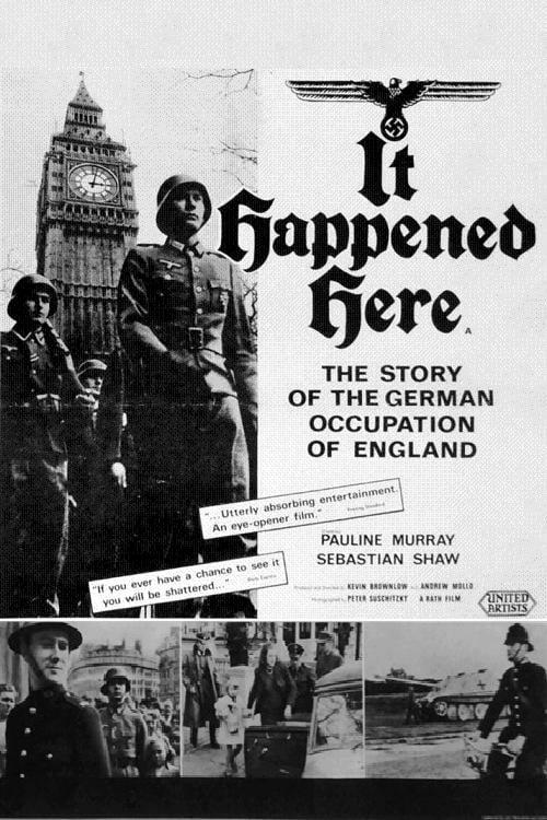 It Happened Here - Movie Poster
