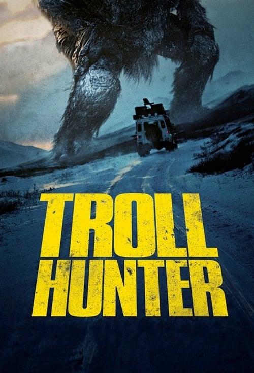Troll Hunter - Movie Poster
