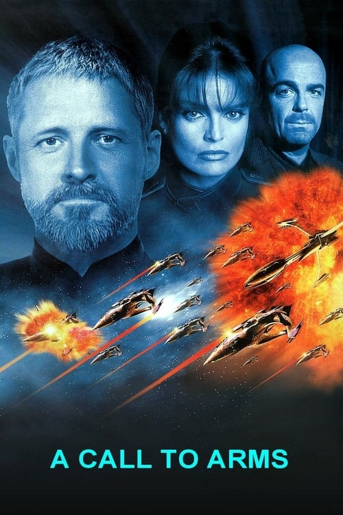 Babylon 5: A Call to Arms - Movie Poster