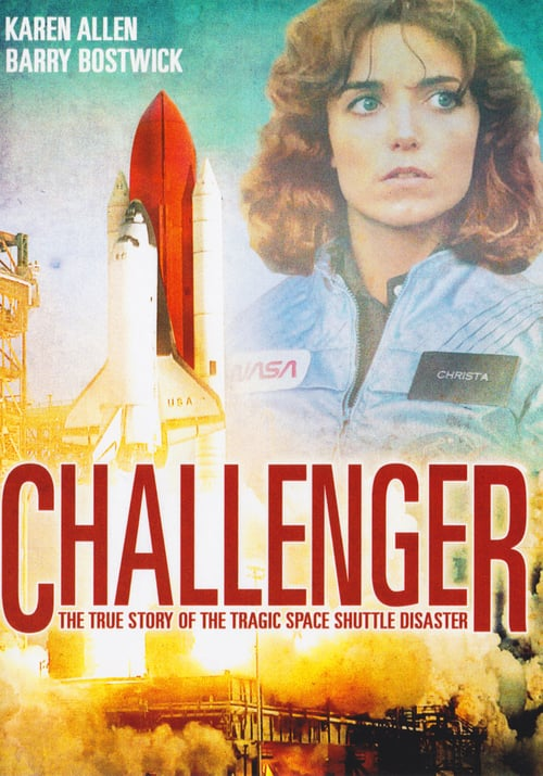 Challenger - Movie Poster