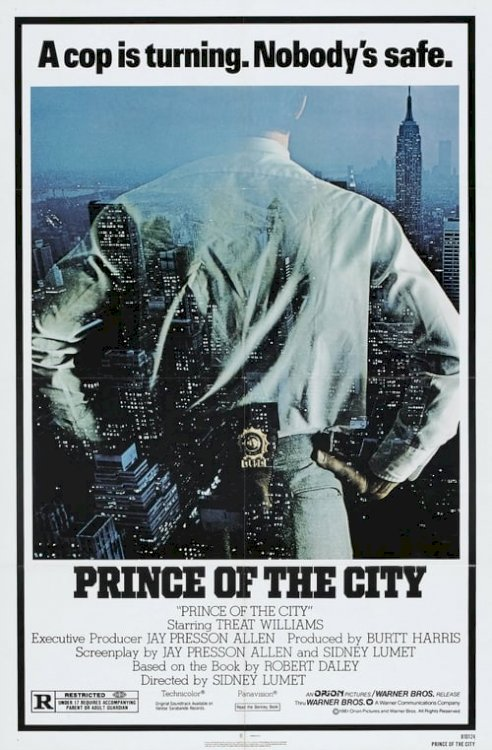 Prince of the City - Movie Poster