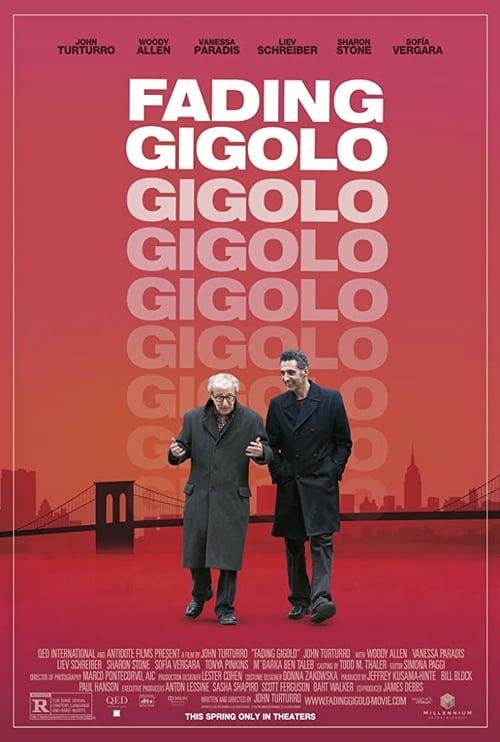 Fading Gigolo - Movie Poster