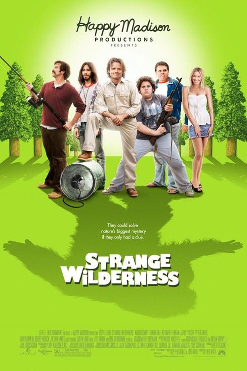 Strange Wilderness - Movie Poster
